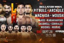 Uitslagen : Bellator 228 : Pitbull vs. Archuleta