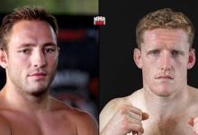Nieuwkomers Brad Riddell & Jamie Mullarkey vechten tijdens UFC 243 in Melbourne