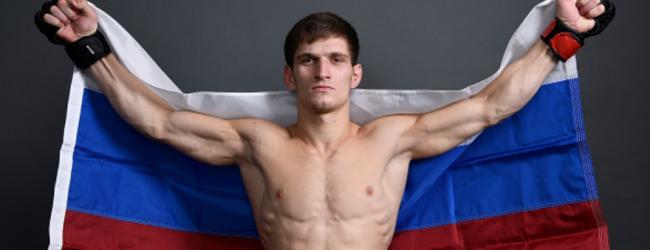 BREAKING: Movsar Evloev pakt short notice partij tegen Nik Lentz op 23 januari tijdens UFC 257