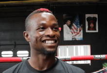 Video interview: Marc Diakiese