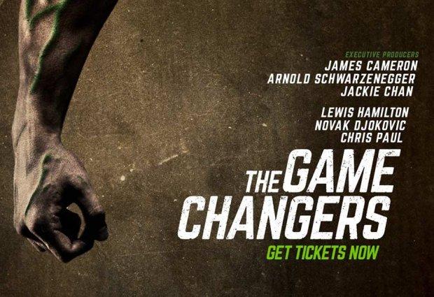 Documentaire 'The Game Changers' vertelt het verhaal van James Wilks