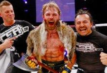 Bellator contracteert voormalig Cage Warriors kampioen Soren Bak