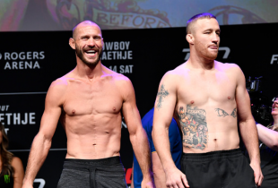 Cowboy Cerrone optimistisch over titelkansen in UFC