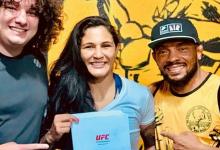 Vanessa Melo maakt short notice debuut tegen Irene Aldana tijdens UFC Mexico City