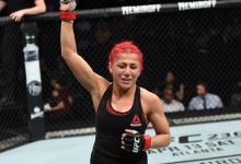 Randa Markos pakt short notice partij tegen Ashley Yoder tijdens UFC Singapore