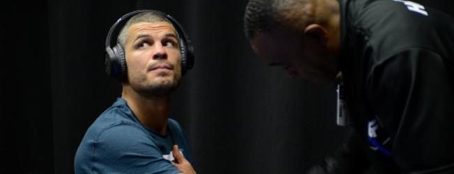 Matt Wiman treft ongeslagen Jordan Leavitt tijdens UFC evenement op 5 december