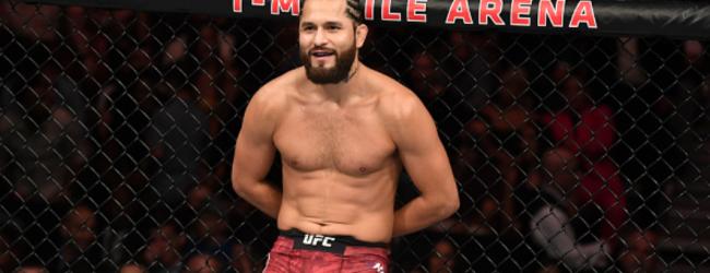 """""""BMF-titel"""" op het spel tussen Masvidal en Diaz tijdens het Main Event van UFC 244"""