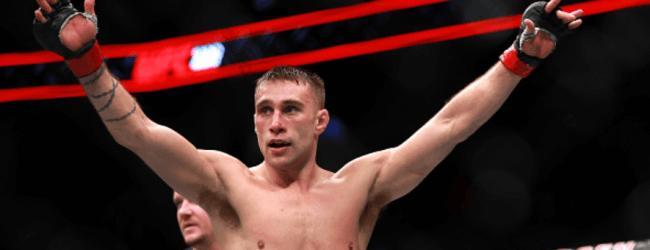 UFC laat Kyle Bochniak los