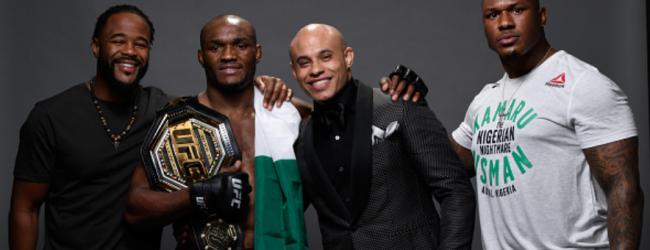 """""""Mondeling akkoord Kamaru Usman vs. Gilbert Burns, partij op 13 februari tijdens UFC 258"""""""