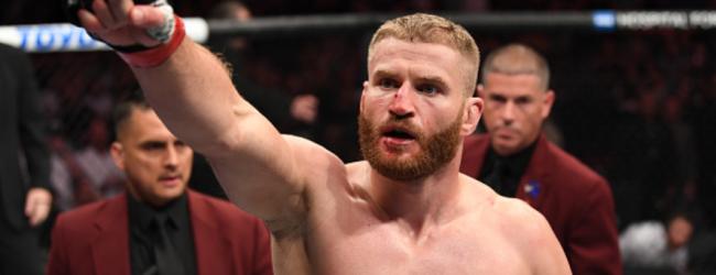 "Jan Blachowicz vs. ""Jacaré"" Souza is het Main Event tijdens UFC São Paulo"