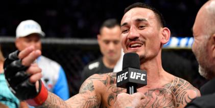 Max Holloway vs. Alexander Volkanovski officieel voor UFC 245 in Las Vegas