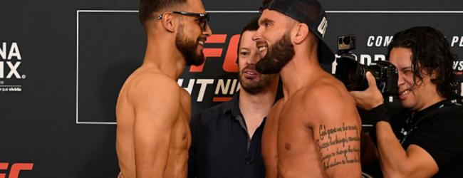 Yair Rodriguez vs. Jeremy Stephens II is het Co-Main Event voor UFC Boston