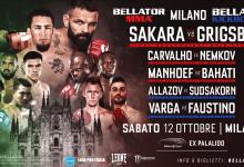 Uitslagen: Bellator Kickboxing 12/Bellator 230/Bellator Milaan
