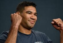 M-1 Global Kampioen Nate Landwehr treft Herbert Burns tijdens UFC evenement in 2020