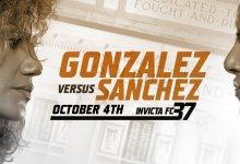 Uitslagen : Invicta FC 37 : Gonzalez vs. Walker-Sanchez