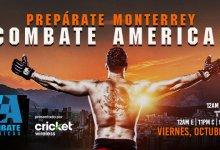 Uitslagen : Combate Americas 46 : Monterrey
