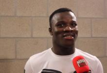 """Video-Interview Losene Keita: """"Ik moest winnen, wat er ook gebeurt"""""""