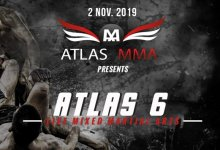 Win tickets voor Atlas MMA 6