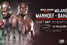 "Melvin Manhoef kent ""No Mercy"" met KO overwinning tegen Yannick Bahati"