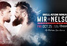Uitslagen : Bellator 231 : Mir vs. Nelson 2