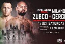 Hesdy Gerges komt te kort tegen Dragos Zubco via Unanimous Decision