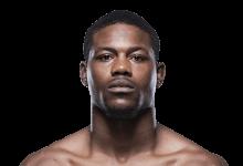 Kevin Holland komt op 18 oktober in actie tijdens UFC Boston