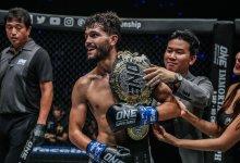 Ilias Ennahachi verdedigt, Tarik Khbabez gaat voor goud tijdens ONE: Age of Dragons