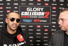 Video interview: Badr Hari