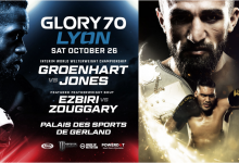 GLORY 69 en GLORY 70, what's next voor de winnaars