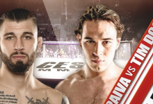 Uitslagen : CES MMA 59 : Paiva Jr. vs. Dooling