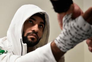 Warlley Alves vs. Christian Aguilera toegevoegd aan UFC evenement op 16 januari