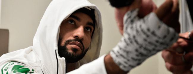 Warlley Alves vs. Randy Brown toegevoegd aan UFC São Paulo