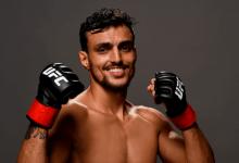 Ricardo Ramos vs. Luiz Eduardo Garagorri toegevoegd aan UFC São Paulo