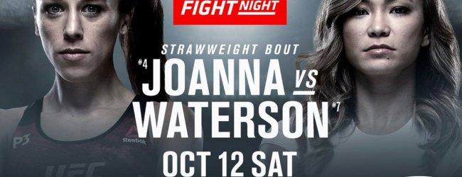 Joanna Jedrzejczyk heeft moeite met weight cutting