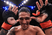 Charles Oliveira vs. Beneil Dariush toegevoegd aan line-up