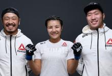 Ji Yeon Kim vecht voor eigen publiek tegen Sabina Mazo tijdens UFC Busan