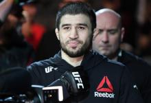 Rustam Khabilov naar Welterweight voor gevecht tegen Sergey Khandozhko in Moskou