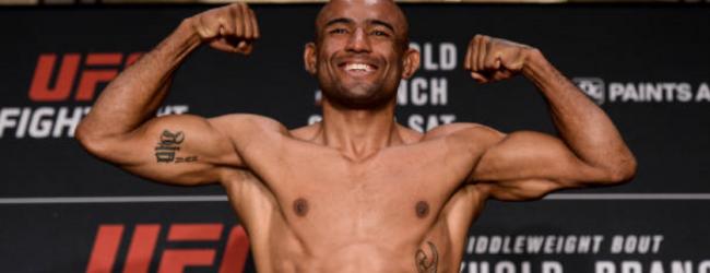 UFC stopt samenwerking met Sérgio Moraes