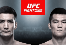 Aziatisch onderonsje tussen Kyung Ho Kang en Pingyuan Liu ingepland voor UFC Busan