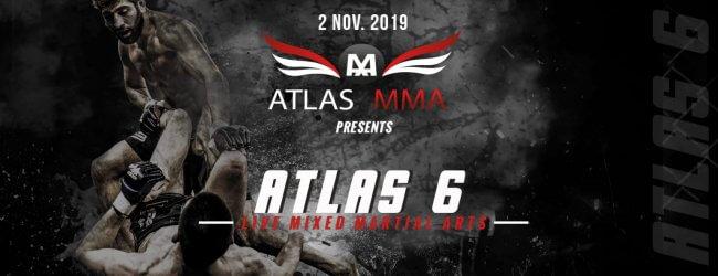 Uitslagen : Atlas MMA 6 : Vonk vs. Makatita