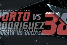Uitslagen : Invicta FC 38 : Murata vs. Ducote
