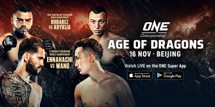 Uitslagen : ONE Championship 103 : Age of Dragons