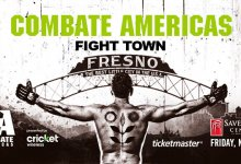 Uitslagen : Combate Americas 49 : Fresno