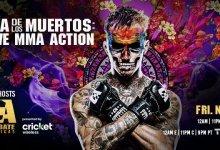 Uitslagen : Combate Americas 47 : Dia de Los Muertos