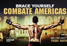 Uitslagen : Combate Americas 48 : San Antonio