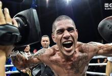 Alex Pereira verdedigt Middleweight titel tegen Ertugrul Bayrak tijdens GLORY Collision 2