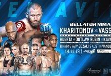 Uitslagen : Bellator 234 : Kharitonov vs. Vassell