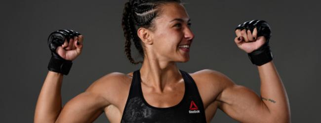 Amanda Ribas vs. Paige VanZant toegevoegd aan UFC Brasilia evenement
