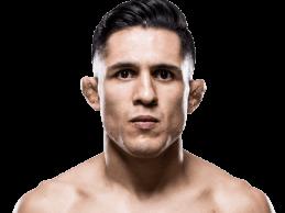 Voormalig UFC vechter Erik Perez gaat zijn Bellator debuut maken in december