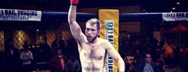 Jacob Kilburn pakt short notice partij tegen Billy Quarantillo tijdens UFC Washington